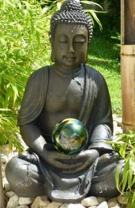 Buddha - Symbol und Zeichen